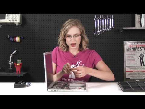 How To: MacBook Pro Hard Drive Replacement