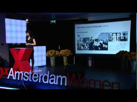 TEDxAmsterdamWomen 2011 - Mei Lin Ang - Courage to Change