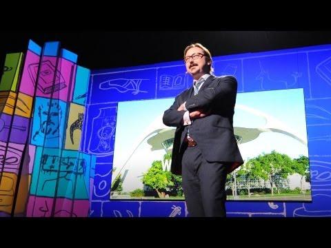 John Hodgman: Design, explained.