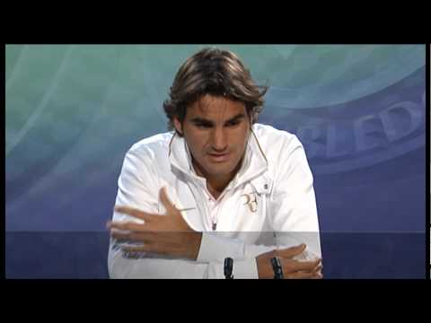 Federer and Williams on Olympic Tennis at Wimbledon - London 2012