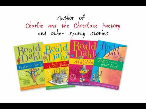 We love Roald Dahl!
