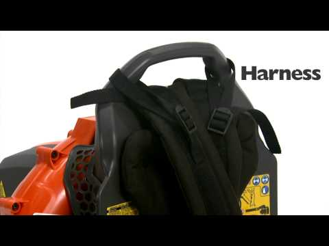 How to Assemble a Husqvarna Backpack Blower