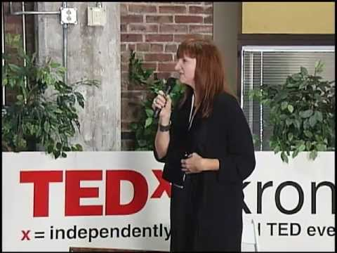 TEDxAkron - Rita Christie - Rebirth: Living Life Unlimited