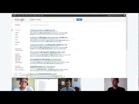 EduOnAir: Setting Up Google Apps for Your domain