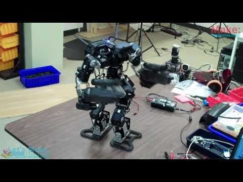 The Latest in Hobby Robotics 05