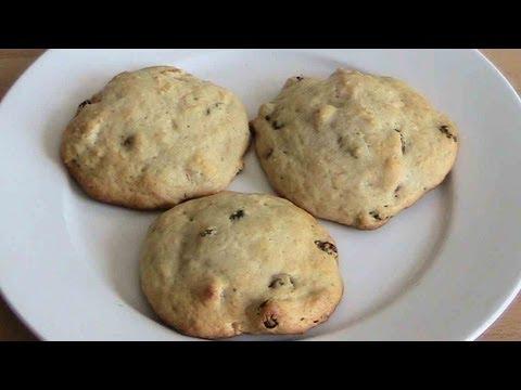 Rock Cakes - RECIPE
