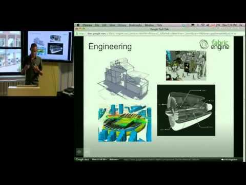 Fabric Engine: Multithreading the Web