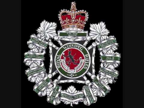 Royal Winnipeg Rifles (Regimental March)