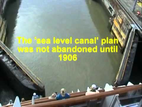 THE HISTORY OF THE PANAMA CANAL (Part 1 of 2)   - YouTube.flv