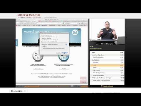 Web Design: Setting Up Server (WAMP)