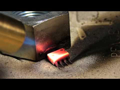 Collin's Lab: Exploratory IC torching