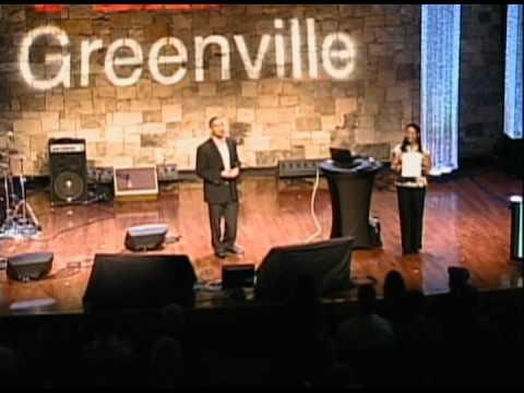 TEDxGreenville 2012 - Juan Gilbert - One Machine, One Vote for Everyone