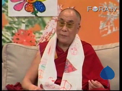 The Dalai Lama - War is Outdated