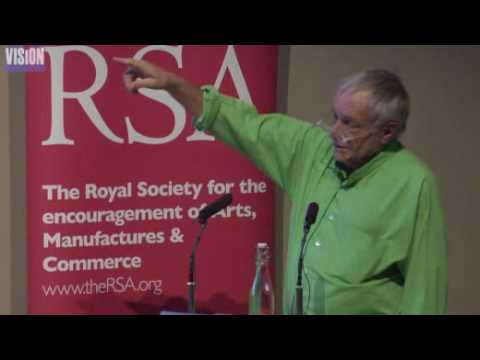 Richard Rogers - Thoughts on the Design of Cities and Buildings