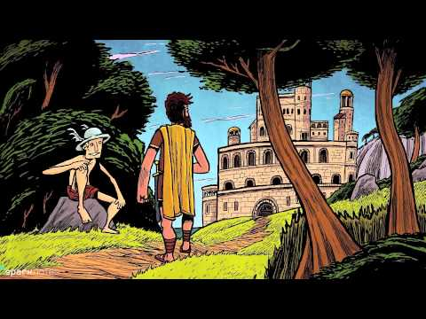 Video SparkNotes: Homer's The Odyssey summary, part II