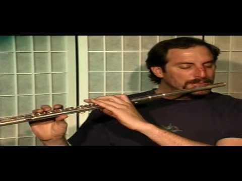 "Flute Lesson - How to play ""Jingle Bells"" in G Major"