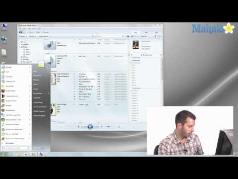 Set up DVD Permissions in Windows Media Player