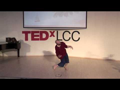 TEDxLCC - Petras Lisauskas - Daring to Talk in Universal Language