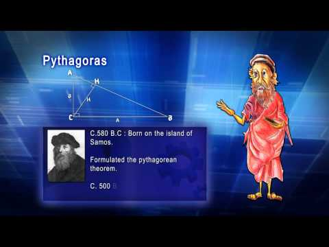 Top 100 Greatest Scientist in History For Kids (Preschool) - PHYTHOGORAS