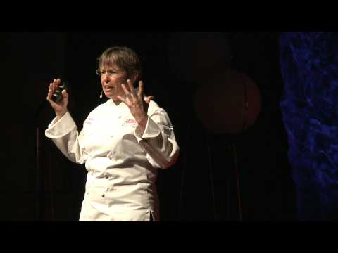 TEDxBOULDER - Ann Cooper - Lunch Lessons: Changing The Way We Feed Our Children