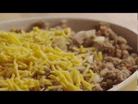 How to Make Hash Brown and Egg Casserole