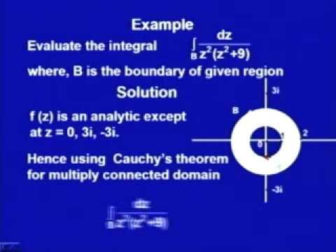 Mod-1  Lec-4 Cauchy`s Integral Formula