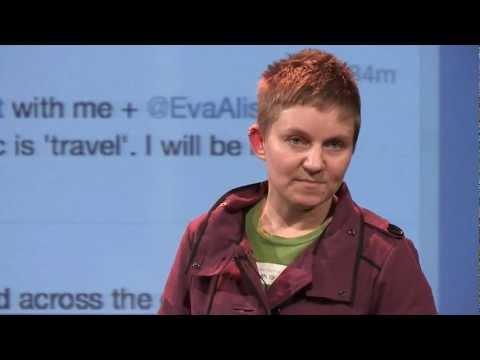 TEDxYorkU 2012 - Melonie Fullick - Building Paths to Impact Via Social Media