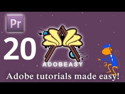 Adobe Premiere Pro Leave Color Effect Tutorial