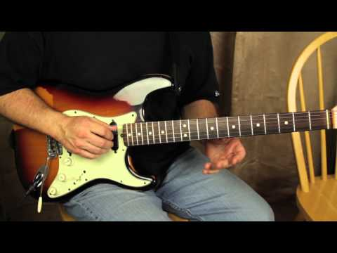 Blues Soloing - Fast Blues Licks