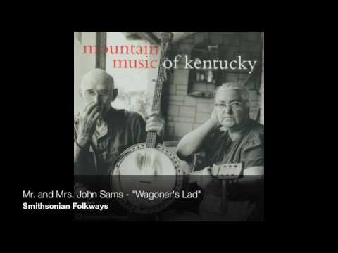"Mr. and Mrs. John Sams - ""Wagoner's Lad"""