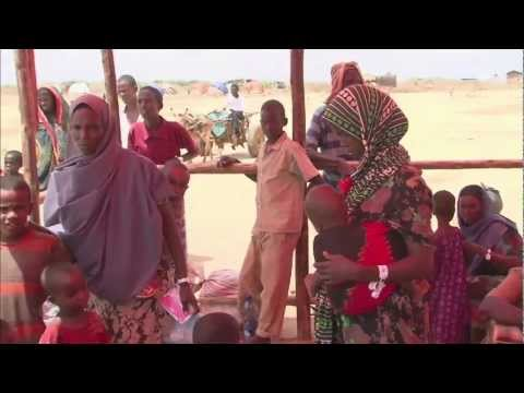 Somali Refugees Flee to Ethiopia to Escape Famine, Violence