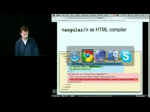 Angular: A Radically Different Way of Building AJAX Apps