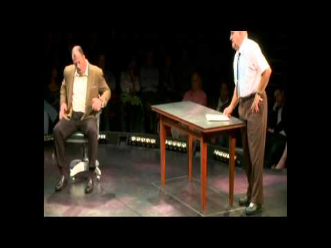 Dan Lauria and Chris Sullivan Star in 'Lombardi' on Broadway