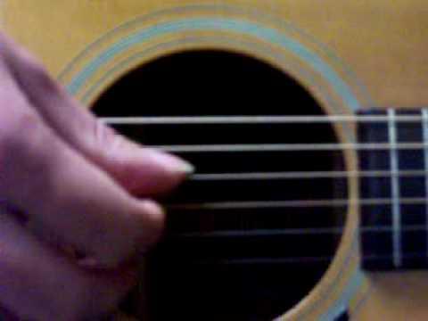 Fade to Black guitar lesson (verse)