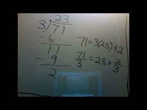 Partial Fractions Part 1: Introduction and Long Division