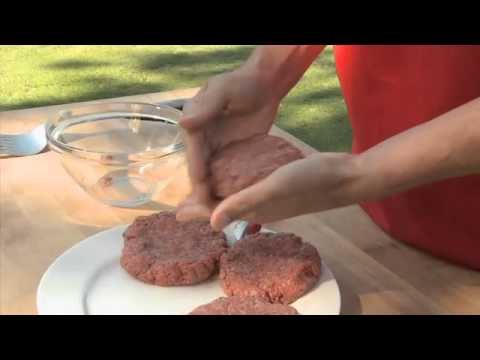How to Grill Burgers - Weber Grill Knowledge