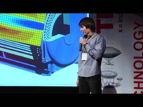 Science - a complicated thing: Sergey Khaustov at TEDxTomsk