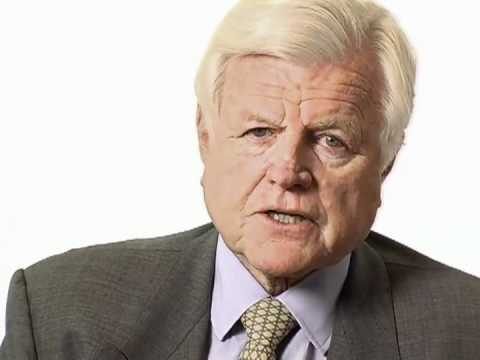 Ted Kennedy on Education and Democracy