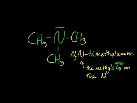 20.1 Formula/structure for 6 carbons with  amine, amide, ester, nitrile  IB Chemistry HL