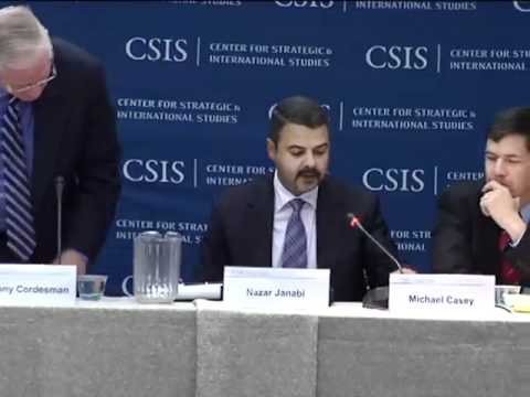 Military Strategy Forum: US Ambassador to Iraq Ryan Crocker