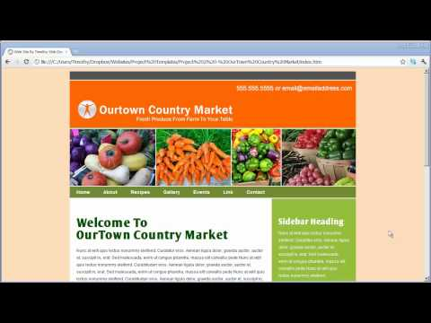 1 - Dreamweaver Project 2 - OurTown Country Market.mp4