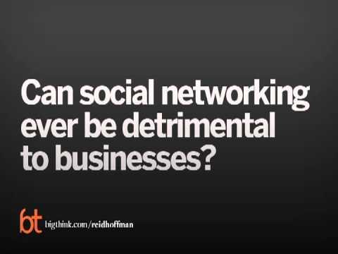 Reid Hoffman's Argument for Social Networking