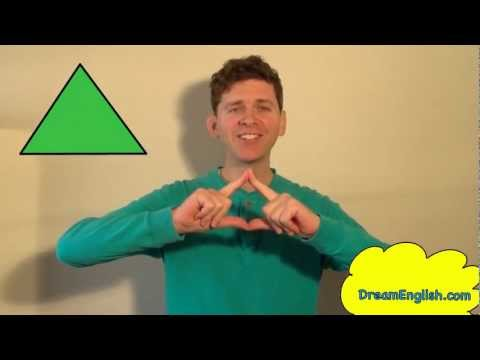 Shapes Song For Kids-Circle, Triangle, Square, Heart