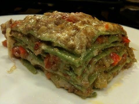 Authentic Lasagna Part 1