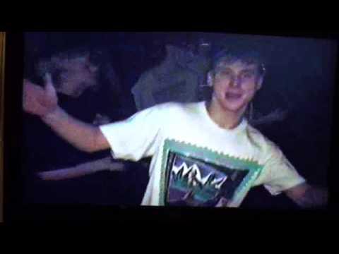 Rave night Nr Newtown Powys 1992
