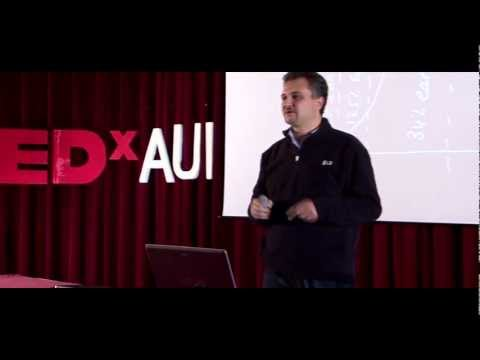 TEDxAUI - Samir Benmakhlouf, General Manager of Microsoft Morocco