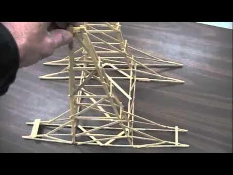 Wooden Stick Ferris Wheel.m4v