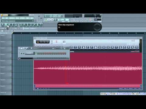 How To Turn A Piece Of Sample Into Pad Instrument In FL Studio