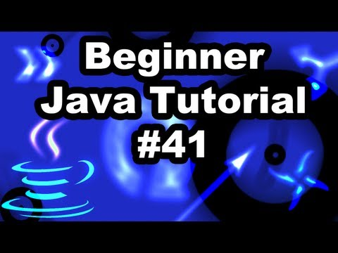 Learn Java Tutorial 1.41- Menu Radio Buttons and Separators