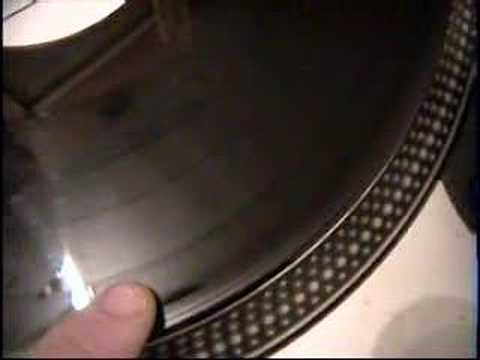 "Dj help, Where is the break on a 12"" can you see it?"